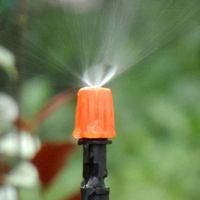 Wholesale Garden Mist Cooling System Orange Sprayers Nozzles m Micro Sprayer Water Spray Mist Nozzle High Pressure Misting hv3n