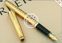 Wholesale Chapultepec drow k gold plated clip k gold fountain pen parker fountain pens advanced