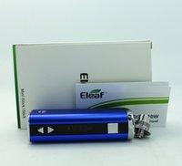 Cheap 2015 New Ismoka Eleaf iStick 30w Battery Mod Full Kits 2200mAh Adjustable Voltage 5w~30w Wholesale for E Cigarette CE4 Evod MT3s Atomizer