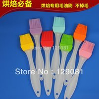 Wholesale Ministering wool brush brush oil brush silicone gel brush