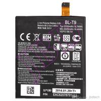 Wholesale BL T9 BLT9 Genuine Orignal OEM internal Battery AKKU ACCU BATTERY HANDY For LG Google D820 D821 Nexus batteries