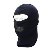 Wholesale Winter biker motorcycle fishing skiing cycling ski face mask full face Balaclava bicycle outdoor sports mask helmet hat