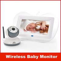baby monitor interference - GHz inch Interference Free Digital LCD Baby Monitor Kit Wireless Night Vision