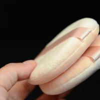 bg beauty - New pc Facial Beauty Soft Sponge Powder Puff Pads Face Foundation Makeup Cosmetic Tool Drop Shipping MU BG