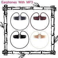 Cheap Wireless sports headphones Best A new generation of MP3 Headset