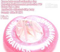 Wholesale Adjustable Swimming Neck Baby Swimming armpit ring Oxter Ring Baby Swimming Ring