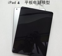 Wholesale For ipad Non Working Size dummy ipad Display fake Toy tablet Model