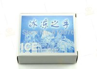 Wholesale Frozen Hand Ice from Water magic Trick hand magic close up illusions Accessories mentalism mental magic