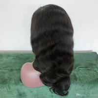 Cheap Cheap weave 6A Human Hair Wigs Full Front Lace Wigs Body Wave Optional Peruvian Virgin Hair Wigs Brazilian hair