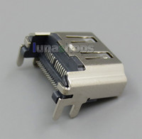 Wholesale Repair part HDMI Port Socket Interface Connector for Playstation PS4 Slim Console LN005215