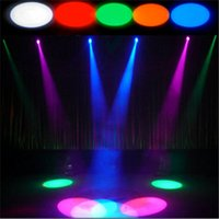 RGB auto spot light - Hot sell W CREE LED Pinspot DJ Spot Beam Light Stage Party Bar Effect for Disco Glass Ball light