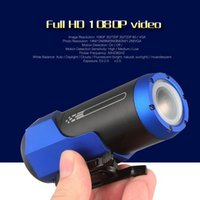 Wholesale Mini Camcorders P full HD Wifi Sport Video Camera Action DV outdoor Cam for Sking Dving Spy car dvrs