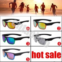 Wholesale New Two Sunglasses Fashion Face Trend Cycling Sports Sun Glasses Eyeglasses Eyewear