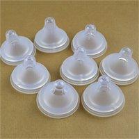 1pcs cou large silicone Dull bébé polonais Infant Feeding Bottle Supplies Nipple trayons Babies du produit