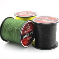 braid fishing line - 500M Brand Tri Poseidon Series Super Strong Japan Multifilament PE Braided Fishing Line LB