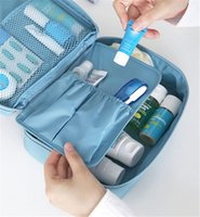 Wholesale Travel Cosmetic Make Up Toiletry Holder Beauty Wash Organizer Storage Purse Bag Pouch