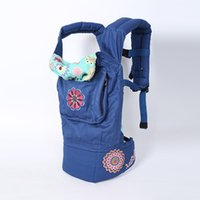 best baby carriages - New pattern Soft Kangaroo Infant Carries Best Organic Baby Wrap Carrier Top Quality Cotton Kid Carriage Wrap Sling BB0022