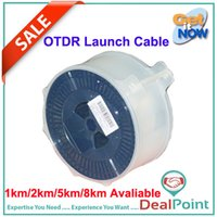 apc connectors - Optical OTDR Launch Tester Fiber Cable SC LC FC SC APC UPC Connector Avaliable