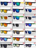 Wholesale New Style KEN BLOCK HELM Brand Cycling Sports Outdoor Men Women Sunglasses DHL designer sunglasses B87