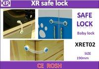 Wholesale New Baby safety lock lengthened refrigerator drawer wardrobe locker door child protection locks cm length