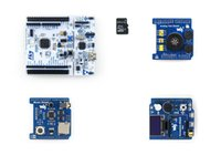 arduino programmer - STM32 Board NUCLEO F411RE Package B NUCLEO Development Kit Supports Arduino UNO Integrates the ST LINK V2 Debugger programmer
