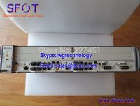 Wholesale 19 inch mini Huawei MA5608T GPON or EPON OLT Optical Line Terminal U height AC Or DC power input