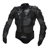 Wholesale DUHAN Professional Motorcross Racing Full Body Armor Spine Chest Protective Jacket Motorcycle Riding Body Protection Gear Guards
