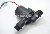 Wholesale Powered Electric Water Heater Brushless Pump DC V Circulation L MIN M W Panel Tops PV order lt no track