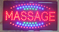 Wholesale 2015 New arriving super brightly customized led light signs led signs MASSAGE neon led MASSAGE signs MASSAGE led indoor