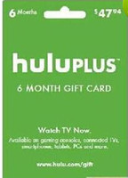 Wholesale Hulu Plus month month code send code by DHgate
