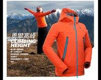 apex solid - Men s Sportswear Windproof Waterproof jackets Outwear Winter Coats Coats Men Fleece Apex Bionic SoftShell windbreaker