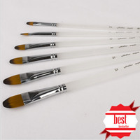 Wholesale Art craft artist paint brushes oil watercolor acrylic paint brush pricie