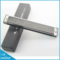 Wholesale piece by Post Harmonica Instrumentos Musicais Chromatic Harmonica Melodica Harmonica Mouth Mouth Organ