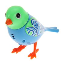 baby funny song - New Baby toys Kids Singing Bird toy Songs Sound Voice Control Activate Chirping Singing Bird Funny Children Gifts