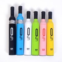 Wholesale Novely High Sale Portable Creative Personalized Raining Cute And Compact Manual Three Folding Wine Bottle Sun rain Umbrella Gift