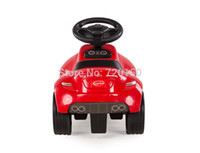 Wholesale SLK55 glide car swing walker with wheels high end red yellow white colour to children mini ride on car days to house