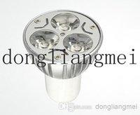 mr16 led - 60pc High power CREE Led Lamp W W W MR16 V Led spot Light Spotlight led bulb downlight lighting Z09