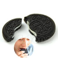 Wholesale New Arrive Magic Street Trick Close Up Cookie Biscuit Bitten And Restored OREO Gimmick Hot