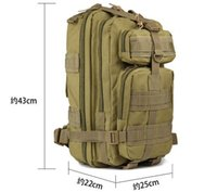 Wholesale bicycle backpacks luggage bags outdoors sports printing travel hunting bike zipper military canvas camping tactical rock mens