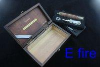 k fire ecig - e x k fire v2 wood battery e pipe e kross kit vision e fire x fire wooden e cig box mech mod vaporizer kit vapor pen ecig cigarette