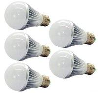 Lumières LED Économie d'énergie Aluminium Shell 3W 5W 85 ~ 265V LED freeship de la salle de bain avec MeadWell LED Driver 12W CE ROHS approuvé