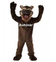 Wholesale Wolverine Mascot Costume Adult Mascot Men s for Party and Valentine s Day Thanksgiving Day Christmas Halloween and New Years