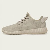 Cheap Yeezy 350 Boost Men Women Shoes 350 Boost Oxford Tan Moonrock Black Grey Running Shoes 1:1 Quality Fashion Casual Shoes Size 36-47