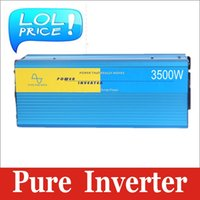 dc to ac inverter aire air conditioner - 3500W Pure Sine Wave Power Inversor inversor puro para acondicionador de aire pure inverter for air conditioner