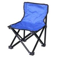 Wholesale Rugged small folding stool fishing stool stool three dimensional folding chair leisure chair