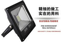 Wholesale Free Fast DHL1 Free DHL Led Flood Light W Warm Cool White Landscape Outdoor Waterproof Led Floodlights