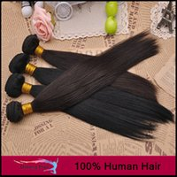 outlet brazilian hair - 6A Unprocessed Brazilian Peruvian Malaysian Straight Virgin Hair Get Free Cheap Human Hair Products Factory Outlet Price