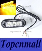 Wholesale High Power W Mode Waterproof LED Car Truck Emergency Strobe Flash Light Amber Lamp