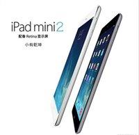 Wholesale 100 Original Refurbished Apple iPad mini G Wifi iPad mini2 Tablet PC quot Retina Display IOS A7 refurbished Tablet DHL
