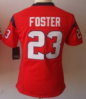 arian foster jersey youth - Factory Outlet Arian Foster Brian Cushing kids Youth jersey name number STITCHED